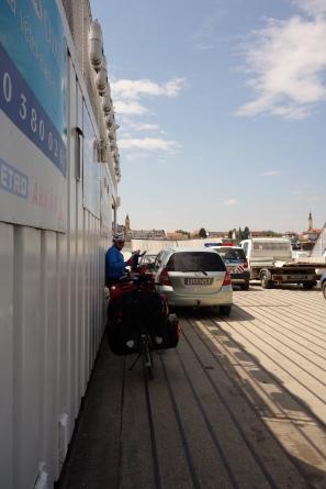 Fährüberfahrt und dann weiter Richtung Kroatien