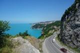 Die Landschaft am Schwarzen Meer ist wirklich Sehenswert