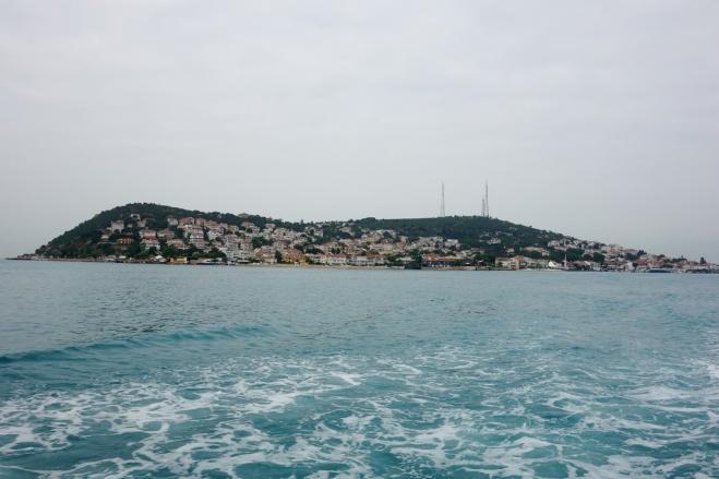 Kınalıada die erste von insgesamt 9 Inseln