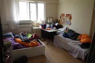 Unser Zimmer bei Polat