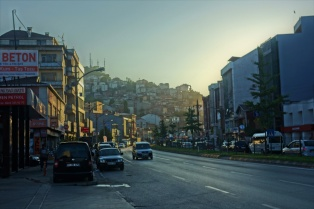 Trabzon Downtown