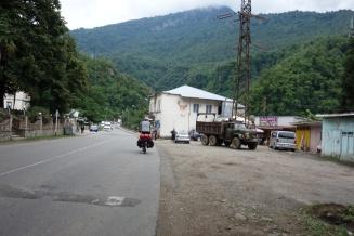 Auf dem Weg nach Chulo