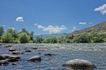 Landschaftlich ist Georgien einfach Traumhaft