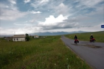 Auf dem Weg zur Armenischen Grenze