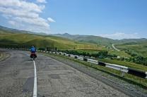 Armenien ist stets voller Berge