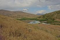 Wir schätzen es immer sehr an einem See oder Fluß zu Campen.