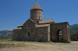 Hauptkirche des im Jahre 895 n.Chr. gegründeten Klosters