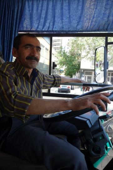 Unser Busfahrer war ne coole Socke
