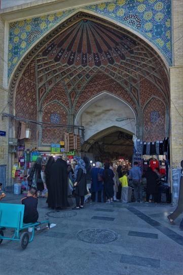Eingang zum großen Basar