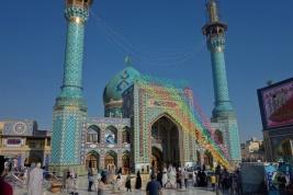 Die Imamzadeh Saleh Moschee