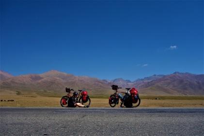 Morgen's halb zehn in Kirgisistan