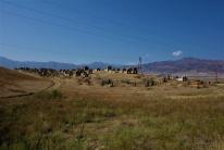 Friedhof in Krigisistan