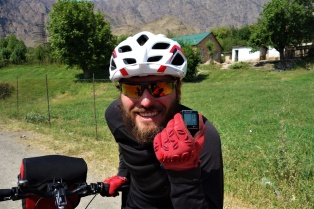 Kirgisistan 6000!!! Die 6000km haben wir auch geknackt.