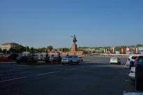 Lenin Platz in Osh