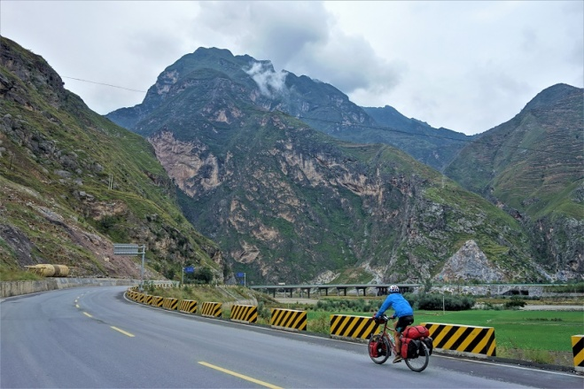 Landschaft nach Wudu