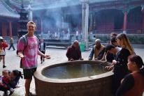 An diesem Brunnen konnte man Kloster Münzen versenken