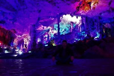 Schilfrohrflottenhöhle