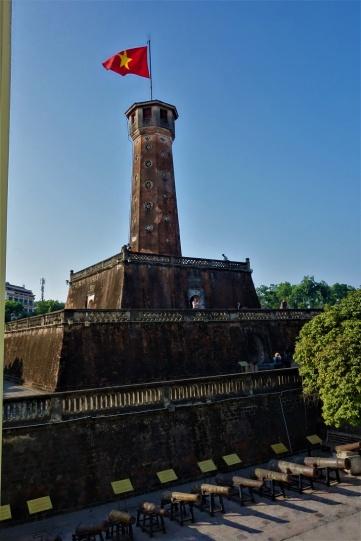 Flak Turm im Militär Museum