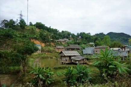 Idylisches Wohnen in Vietnam