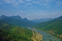 Auf dem Weg zur Laotischen Grenze