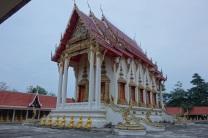 Prunkvolle Tempel in Thailand