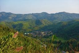 Das Dorf Ban Nambut