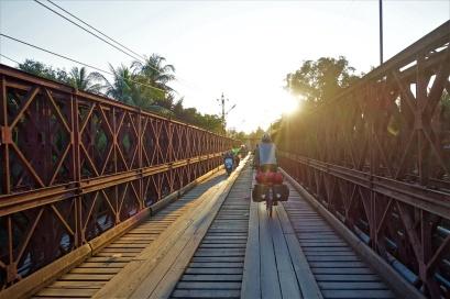 Einfahrt nach Luang Prabang