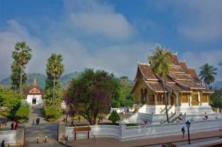 Tempel in Luang Prabang
