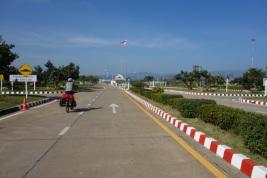 In Thailand war dann Linksverkehr angesagt