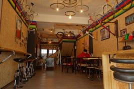 Cooler Radladen in Chiang Rai